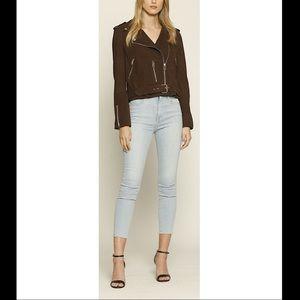 🔥🔥🔥NWT Walter Baker Koa Leather Jacket